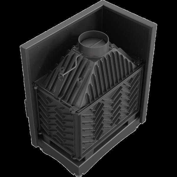 Камінна топка Kratki OLIWIA 18 ліва BS DECO (18,0 кВт)