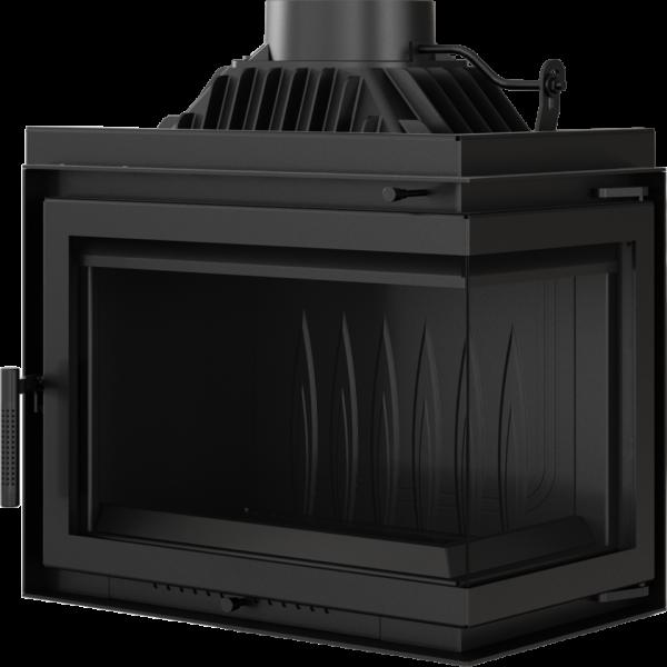 Камінна топка Kratki SIMPLE Z/S 16 права BS (16 кВт)