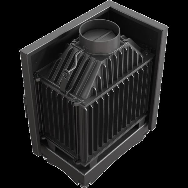 Камінна топка Kratki ZUZIA 16 ліва BS DECO (16,0 кВт)