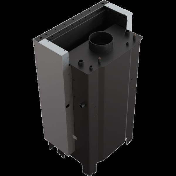 Каминная топка Kratki MBM PW 10 гильотина (12,0 кВт)