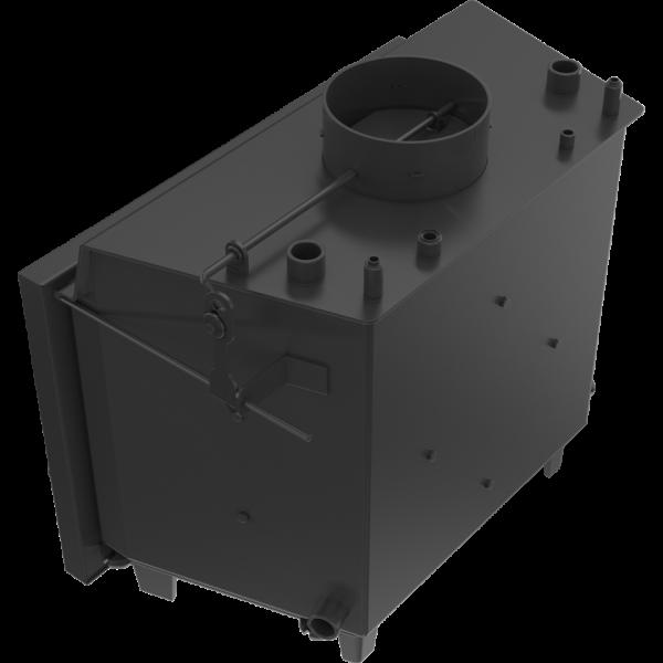 Камінна топка Kratki WIKTOR PW 12 DECO (12,0 кВт)