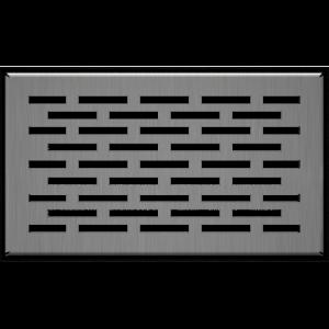 Решітка FLOOR шліфована 11x17