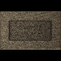 Решітка чорно-золота 11x17