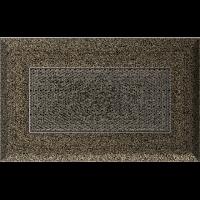 Решітка Oskar чорно-золота 11x17
