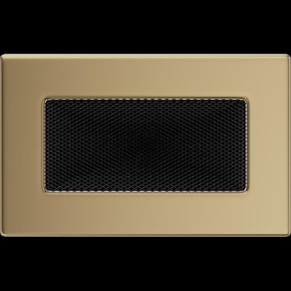 Решітка золото гальванічне 11x17