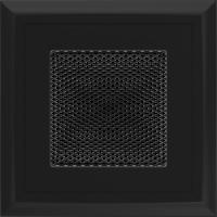 Решітка Oskar чорна 11x11