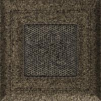 Решітка Oskar чорно-золота 11x11