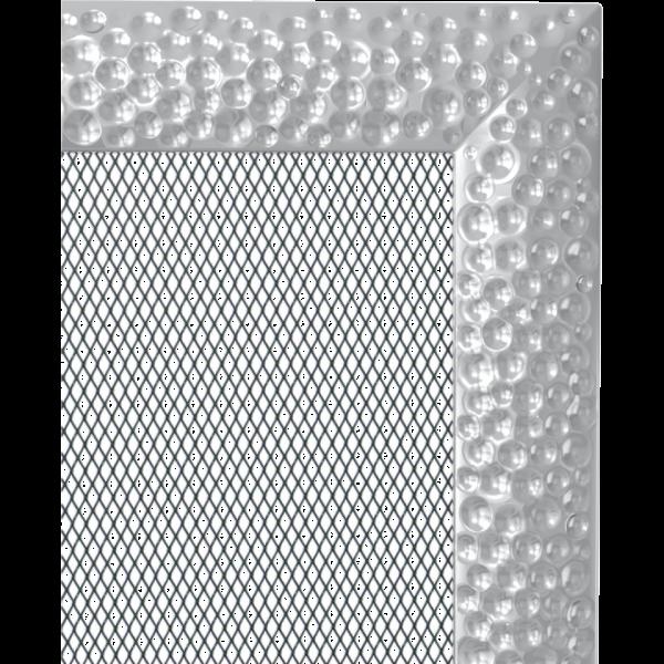 Решітка Venus нікель 22x30