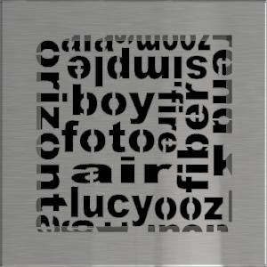 Решітка ABC шліфована 17x17