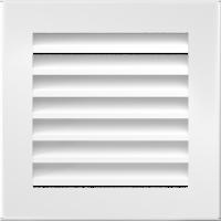 Решітка FRESH біла 17x17