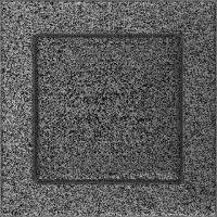 Решітка чорно-срібна 17x17