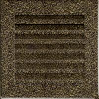 Решітка FRESH чорно-золота 17x17