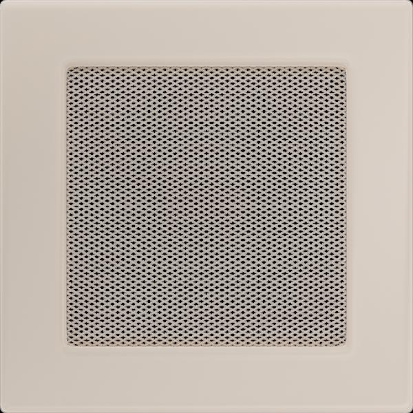 Решітка кремова 17x17