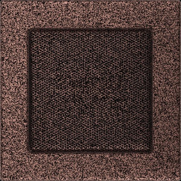 Решітка мідна 17x17