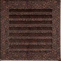 Решітка FRESH мідна 17x17