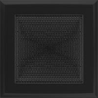Решітка Oskar чорна 17x17