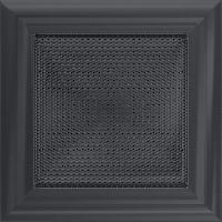 Решітка Oskar графітова 17x17