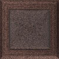 Решітка Oskar мідна фарбована 17x17