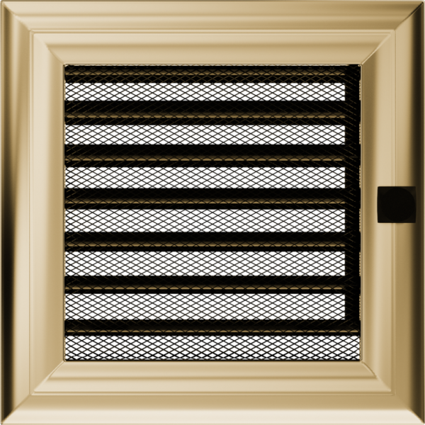 Решітка Oskar з жалюзями 17x17