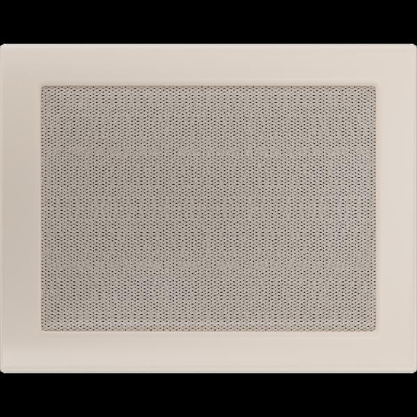 Решітка кремова 22x30