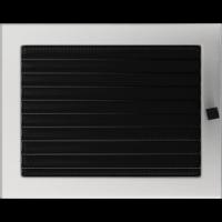 Решітка шліфована з жалюзями 22x30