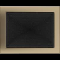 Решітка золото гальванічне 22x30