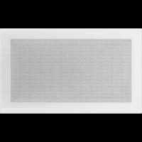 Решітка біла 22x37