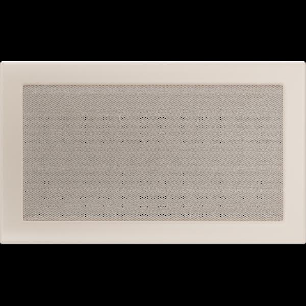 Решітка кремова 22x37