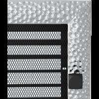 Решітка Venus нікель з жалюзями 17x37