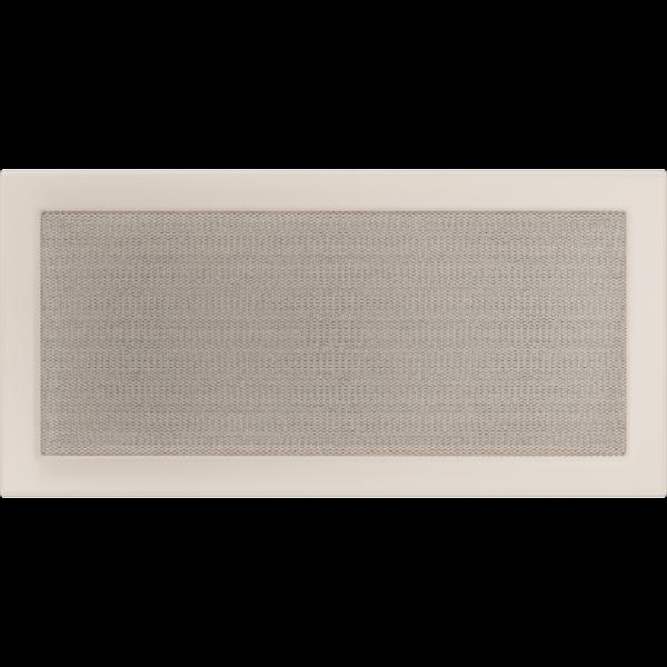 Решітка кремова 22x45