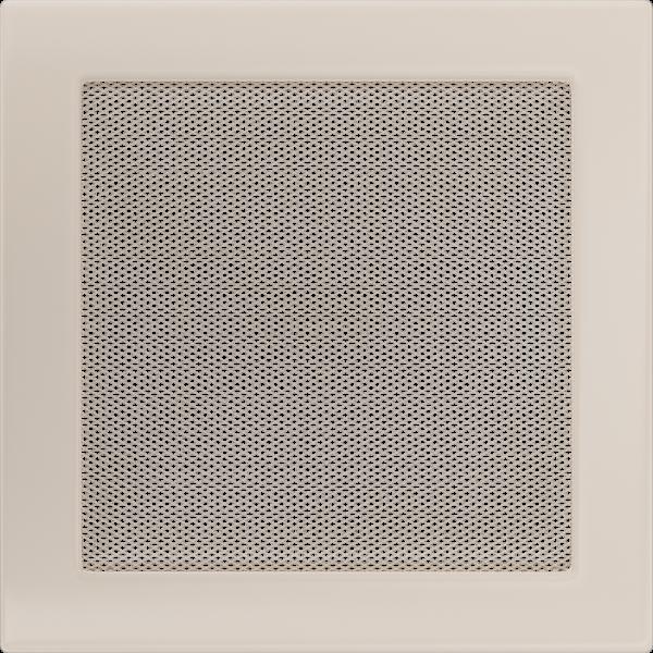 Решітка кремова 22x22