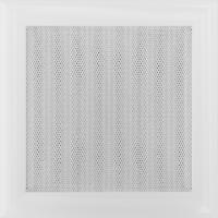 Решітка Oskar біла 22x22