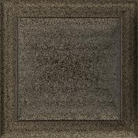 Решітка Oskar чорно-золота 22x22