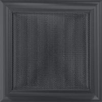 Решітка Oskar графітова 22x22