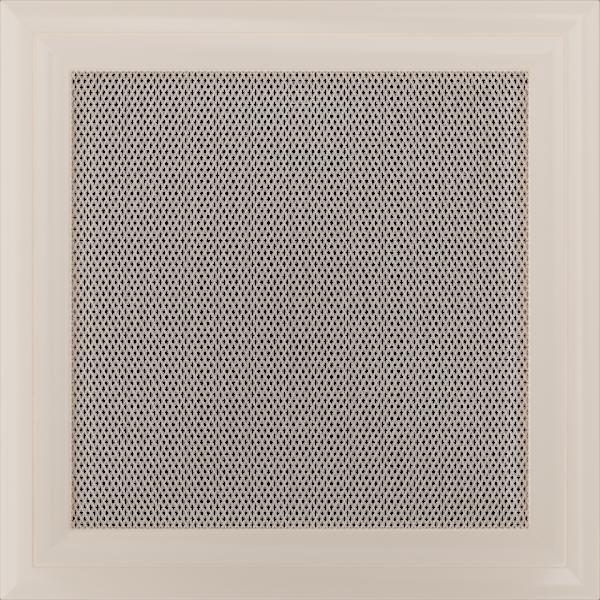 Решітка Oskar кремова 22x22