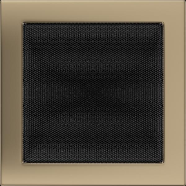 Решітка золото гальванічне 22x22