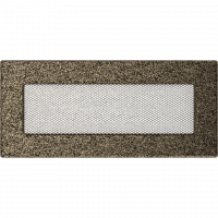 Решітка чорно-золота 11x24