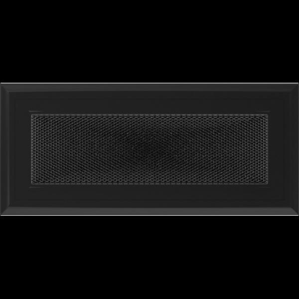 Решітка Oskar чорна 11x24