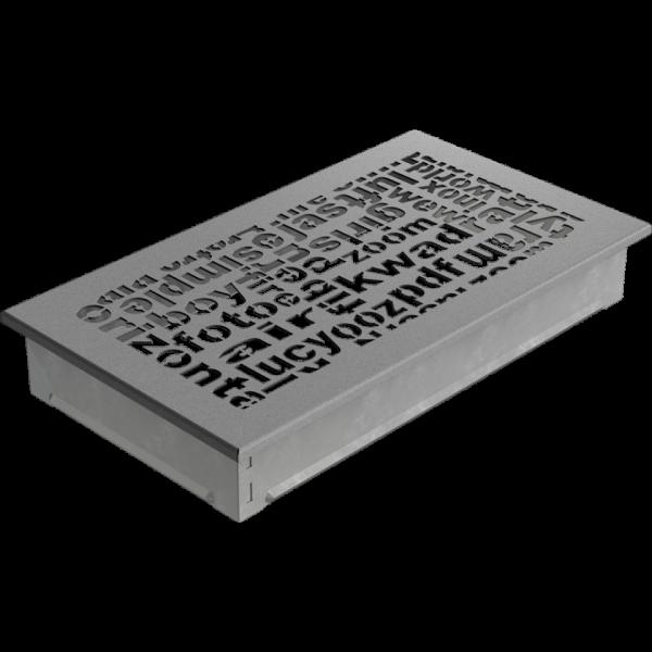 Решітка ABC гранітна 17x30