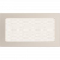 Решітка кремова 17x30