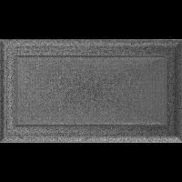 Решітка Oskar чорно-срібна 17x30