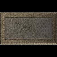 Решітка Oskar чорно-золота 17x30