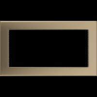 Решітка золото гальванічне 17x30