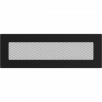 Решітка чорна 11x32