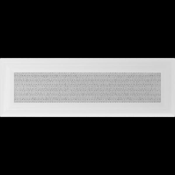 Камінна решітка Решітка Oskar біла 11x32 Kratki