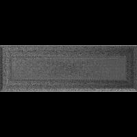 Решітка Oskar чорно-срібна 11x32
