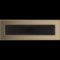 Решітка золото гальванічне 11x32