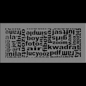 Решітка ABC гранітна 17x37