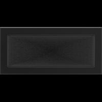 Решітка чорна 17x37