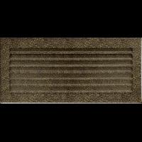 Решітка FRESH чорно-золота 17x37